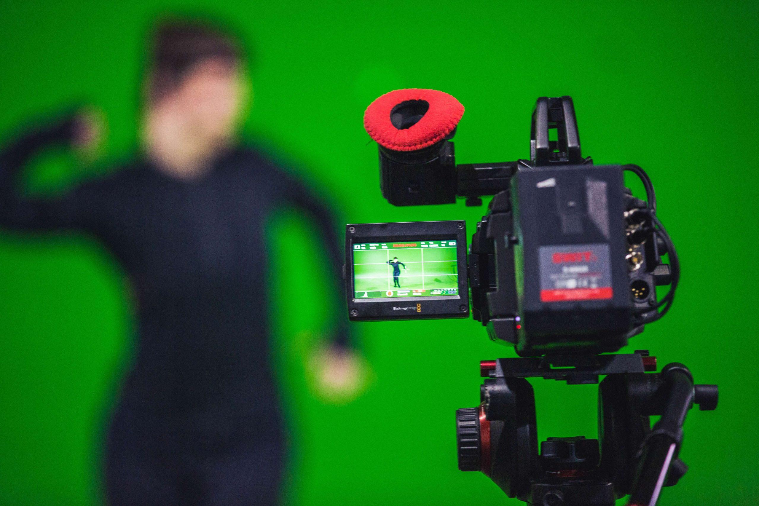 Cameraman huren voor uw wensen